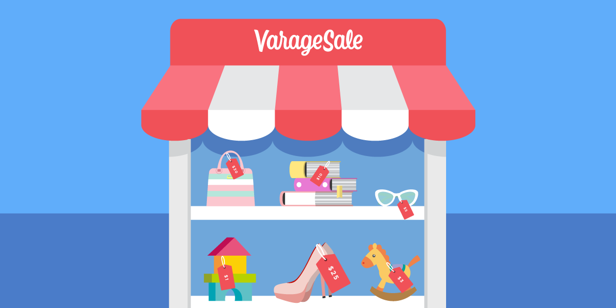 Find great, local deals in Terry's VarageSale Store